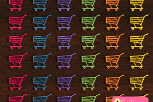 Free Printable Shopping Cart Stickers