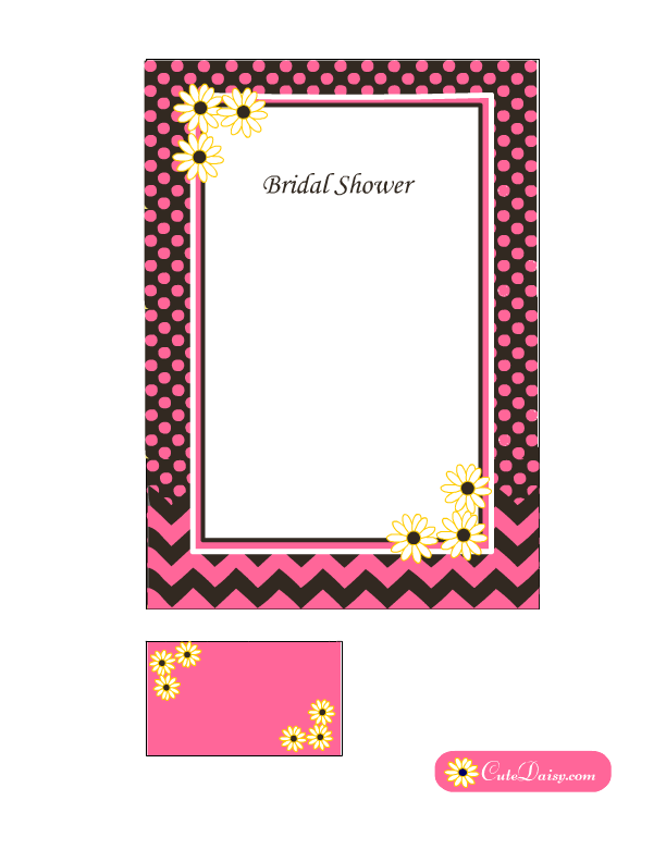 Free printable spring bridal shower invitations free printable spring bridal shower invitation template in pink color filmwisefo