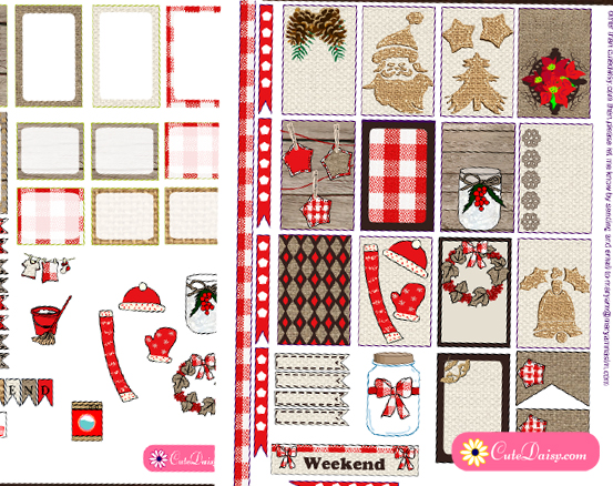 picture relating to Happy Planner Free Printable Stickers named Totally free Printables Cost-free Printable Islamic Rest and Delight in