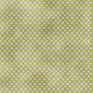 Free Printable Fall Scrapbook paper in green color